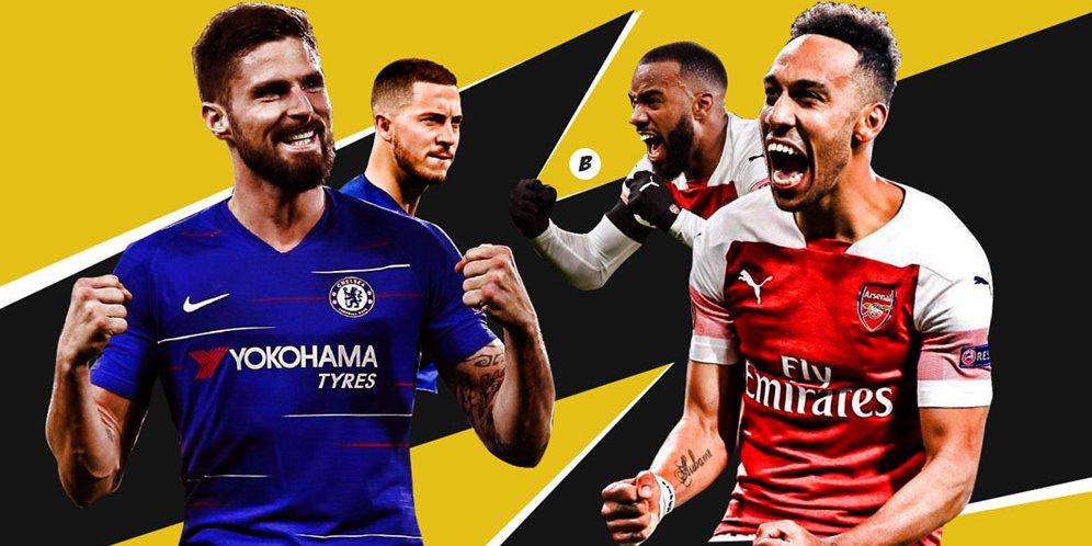 Chelsea dan Arsenal