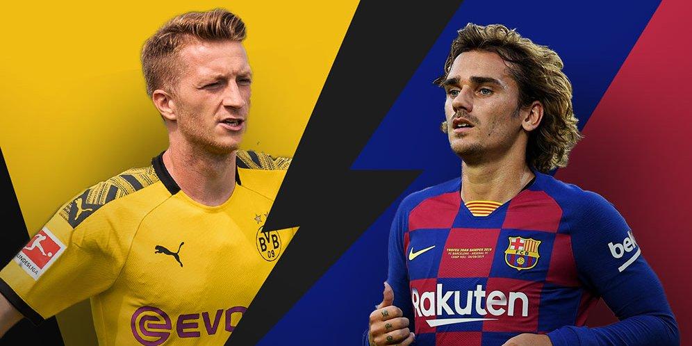 Dortmund vs Barcelona