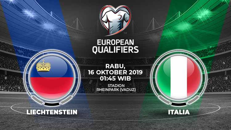 Liechtenstein vs Italia