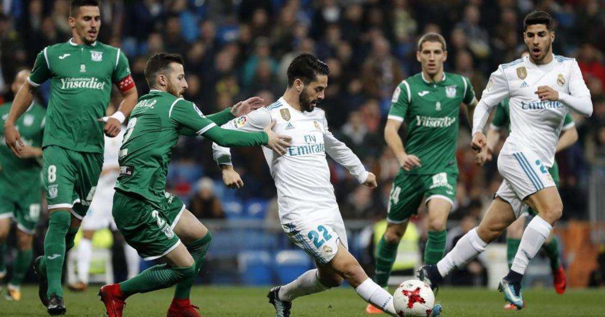 Prediksi La Liga Real Madrid vs Leganes