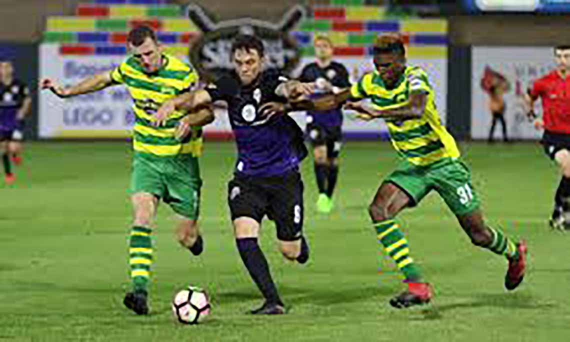 hasil pertandingan USL Nashville VS Louisville City