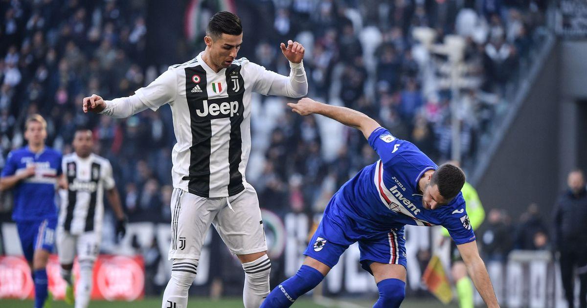 Prediksi Sampdoria vs Juventus